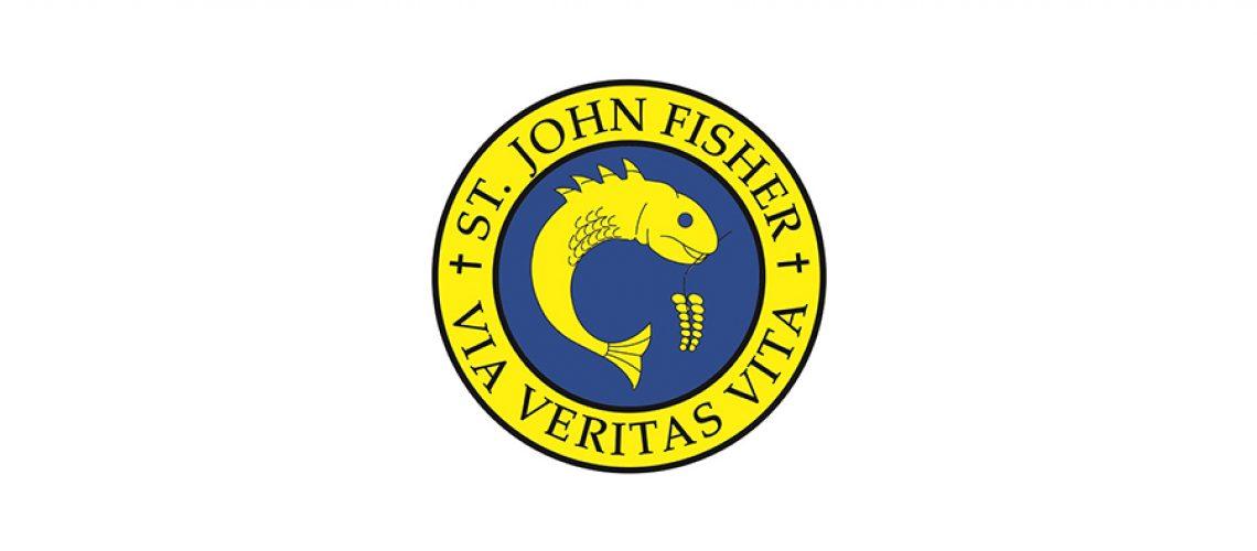 St. John Fisher Logo